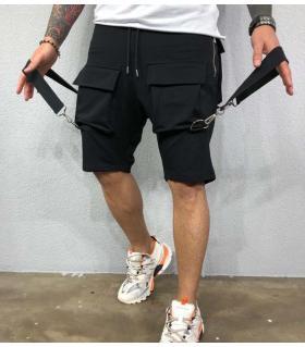 Βερμούδα ανδρική zip & pockets BL32032
