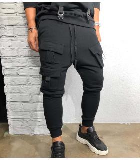Παντελόνι φόρμα pockets BL32053