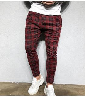 Παντελόνι ανδρικό καρό BL32085