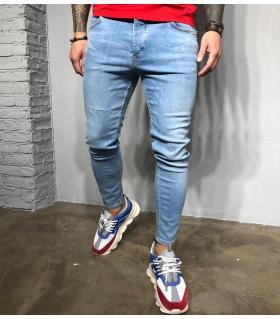 Παντελόνι jean ανδρικό slimfit BL3363