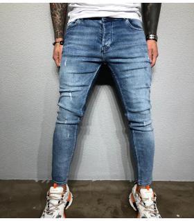 Παντελόνι jean ανδρικό slimfit BL3368