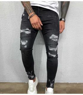 Παντελόνι jean ανδρικό slash BL3402