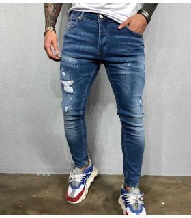 Παντελόνι jean ανδρικό slash BL3404