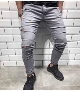 Παντελόνι jean ανδρικό slash BL3418