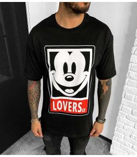 T-shirt oversized -LOVERS- BL41146