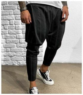 Παντελόνι ανδρικό stripes BL41152