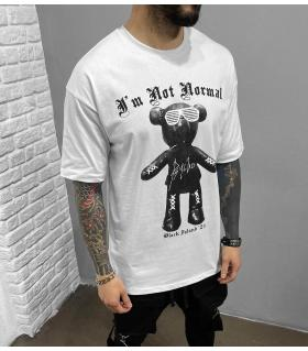 T-shirt ανδρικό oversized -Psycho- BL41187