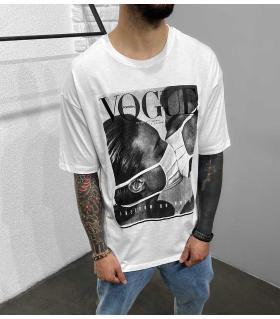 T-shirt ανδρικό oversized -Vogue- BL41200
