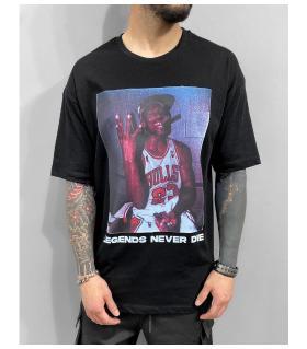 T-shirt ανδρικό oversized -Jordan- BL41201