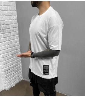T-shirt ανδρικό oversized -Not Normal- BL41211