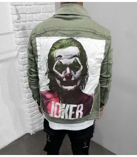 Μπουφάν jean ανδρικό -Joker- BL43346
