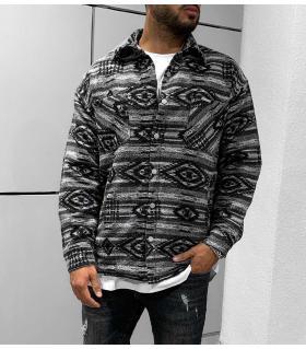 Jacket ανδρικό ethnic BL43513
