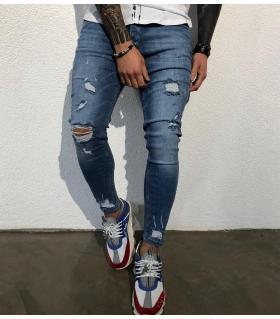Παντελόνι jean ανδρικό slash BL5025