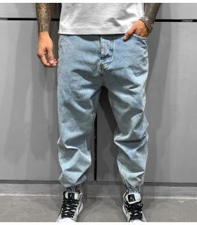 Παντελόνι jean ανδρικό boyfriend BL5035