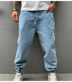 Παντελόνι jean ανδρικό boyfriend BL5037