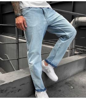 Παντελόνι jean ανδρικό Loose Fit BL5038