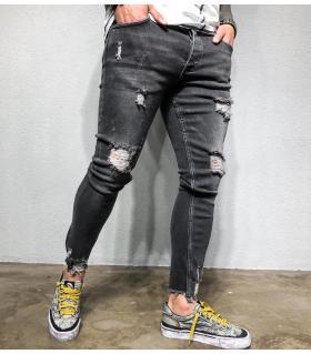 Παντελόνι jean ανδρικό slash BL5054