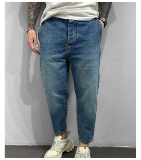 Παντελόνι jean ανδρικό Loose Fit BL5077