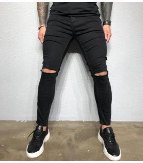 Παντελόνι jean ανδρικό slash slimfit BL5097