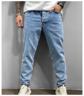 Παντελόνι jean ανδρικό Loose Fit BL5102
