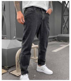 Παντελόνι jean ανδρικό LooseFit BL5178