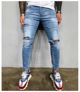 Παντελόνι jean ανδρικό slash BL5197