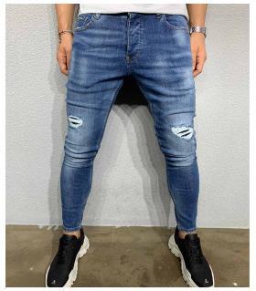 Παντελόνι jean ανδρικό slash BL5228
