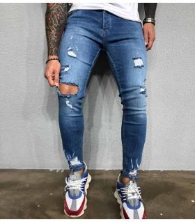 Παντελόνι jean ανδρικό slash BL5236