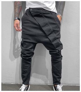 Παντελόνι jean ανδρικό baggy BL5249