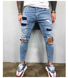 Παντελόνι jean ανδρικό slash BL5293