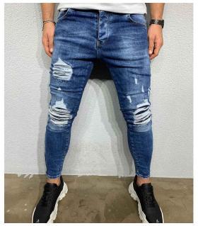 Παντελόνι jean ανδρικό slash BL5299