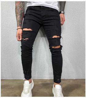 Παντελόνι jean ανδρικό slash BL5316