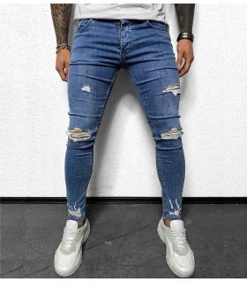 Παντελόνι jean ανδρικό slash BL5390