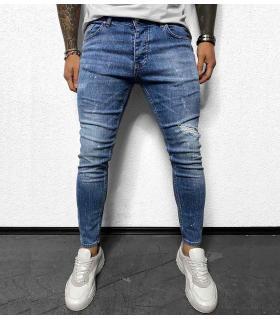 Παντελόνι jean ανδρικό slash BL5422