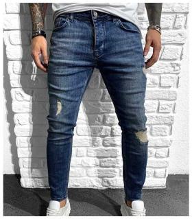 Παντελόνι jean ανδρικό slash BL5444