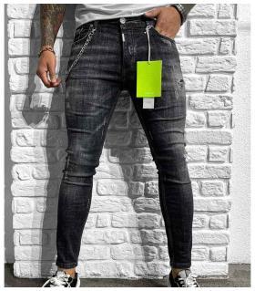 Παντελόνι jean attitude slash BL5769