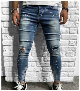Παντελόνι jean ανδρικό slash BL5890