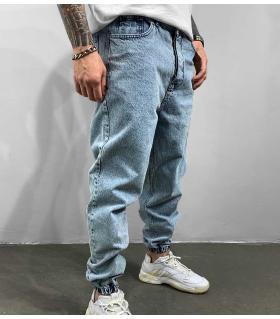 Παντελόνι jean ανδρικό boyfriend BL5975