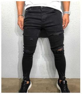 Παντελόνι jean ανδρικό slash BL6005
