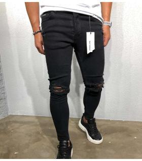 Παντελόνι jean ανδρικό slash BL6006