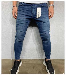 Παντελόνι jean ανδρικό slimfit BL6039