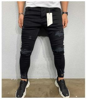 Παντελόνι jean ανδρικό slash BL6041