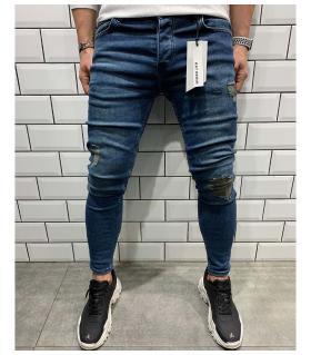 Παντελόνι jean ανδρικό slash BL6079