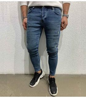 Παντελόνι jean ανδρικό slash BL6082