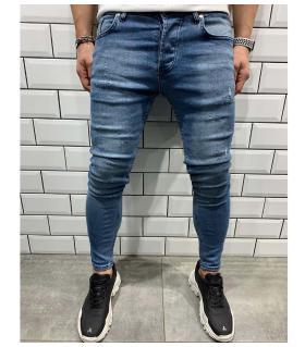 Παντελόνι jean ανδρικό slash BL6088
