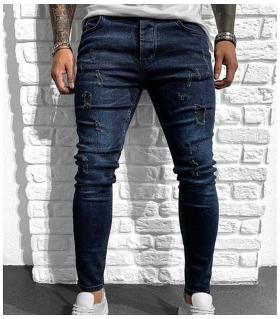 Παντελόνι jean ανδρικό slash BL6089