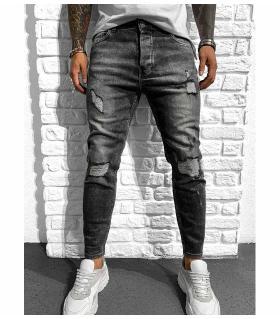 Παντελόνι jean ανδρικό slash BL6106