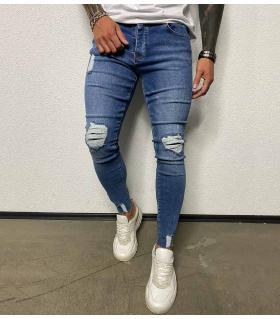 Παντελόνι jean ανδρικό slash BL6116
