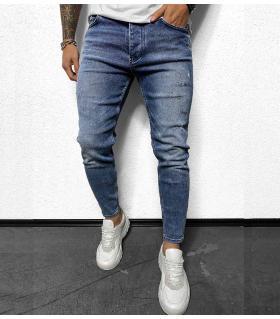 Παντελόνι jean ανδρικό slash BL6120