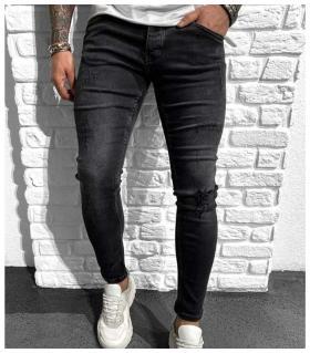 Παντελόνι jean ανδρικό slash BL6130